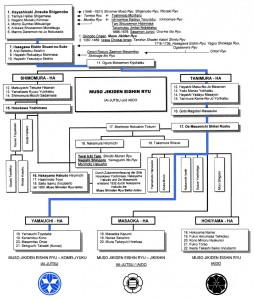 geschiedenis-iaido-iaijutsu-binnen-de-muso-jikiden
