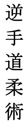 Gyakutedo Aiki Jutsu