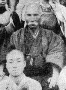 Itosu_Anko_grootvader_van_het_moderne_karate