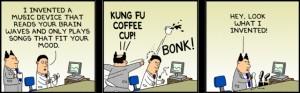 Kung-fu-strip