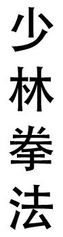 Shaolin Kempo