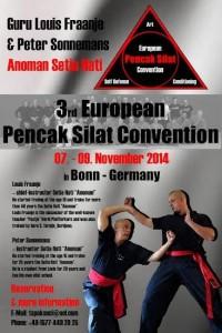 poster_3rd_European_Pencak_Silat_Convention_2