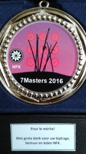 Medaille 7Masters 2016 web